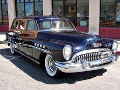 Buick Woody