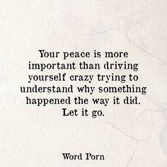 Easier said...