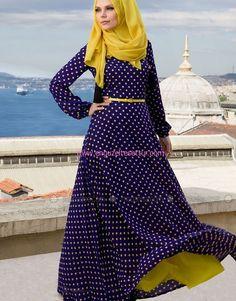 2014 summer muslimah wear dress