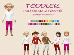 Akisima Sims Blog: Toddlers dress • Sims 4 Downloads