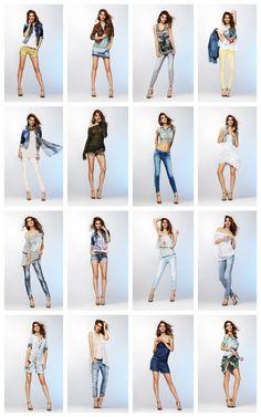 gas collezione 2012   Acquista un paio di jeans Gas e ricevi in regalo loriginale t shirt LUV