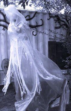 Ghost Children Halloween Decorations