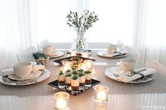 Very inviting! Join the table