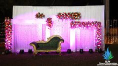 Reception stage 1 – SLN Flower Decoration The Effective Pictures We Offer You About wedding events decoration A quality picture can tell you many things. You can find the most beautiful pictures that Reception Stage Decor, Wedding Stage Design, Wedding Reception Backdrop, Event Decor, Wedding Entrance, Entrance Decor, Marriage Hall Decoration, Wedding Hall Decorations, Flower Decorations