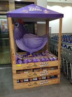 Cadburys POS