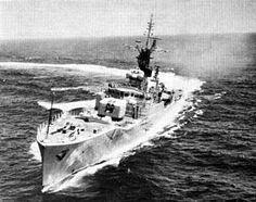 HMS Torquay (F43) underway c1961.jpg