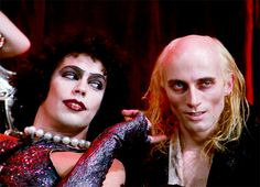 Richard O'Brien, Riff Raff in The Rocky Horror Picture Show. | A Definitive List Of British Movie Bad Guys Ranked From Worst To Best