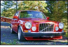 Nice Volvo 164. http://classicvolvorestoration.com/