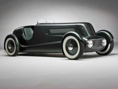 Dream Cars exhibition: Edsel Ford Model 40 Special Speedster (© Edsel and Eleanor Ford House)