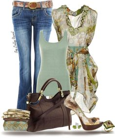 """""""Kaftan"""" by lolly-ravel ❤ liked on Polyvore minus the shoes"""