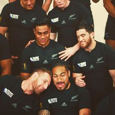 #Selfie! New Zealand are practising their selfies ahead of #RWC2015 - make sure you're following to keep up to date and use these hashtags: #RoadtoRWC2015 #rwc2015