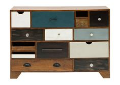 Chest with 14 drawers at ILVA