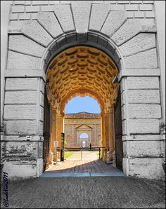 Ingresso Palazzo Te Mantova Giulio Romano