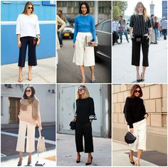 Spring Culottes| Penny Pincher Fashion