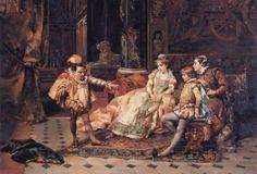 Los bufones de la Corte en la época medieval