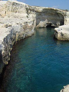 Scorcio di mare - Costa del Salento - Puglia