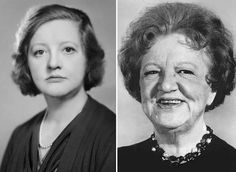 Marion Lorne (Aunt Clara on Bewitched)