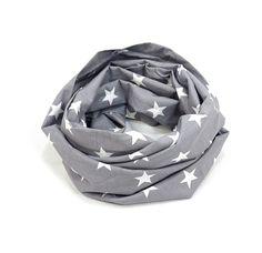 Kruhový šátek - hvězdy Rozměry: 68 x 34cm http://extrem-textil.cz/produkt/kruhovy-satek-hvezdy/