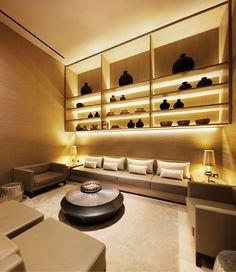 SCDA Rang Mahal Restaurant II, Singapore- Private Dining Room Lounge