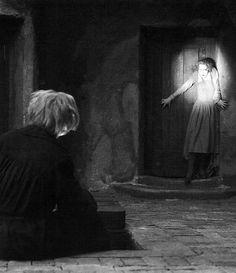 Rudolf Klein-Rogge & Brigitte Helm in Metropolis (1927, Fritz Lang)