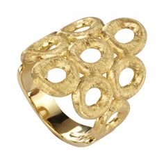 Margo Bicego Siviglia Gold Ring