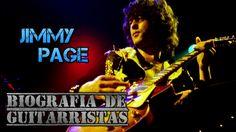 Biografía de Guitarristas: Jimmy Page (Español)