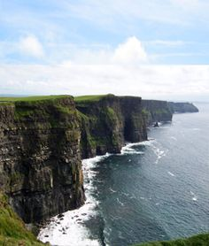 Cliffs of Moher - County Clare, Ireland.