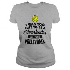 So I Play volleyball  0516