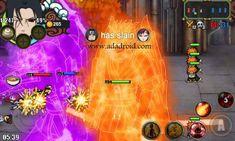 Naruto Senki Mod Ultimate Shinobi War by Tegar Ali Naruto Games, Naruto Shippuden, Android, Neon Signs, Free, Wings