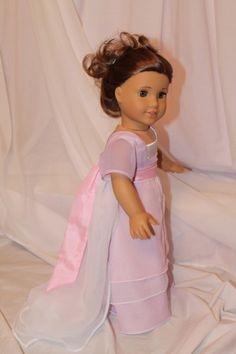 Titanic - Rose's Swim dress for American Girl doll. OOAK by All Dolled Up Doll Clothes
