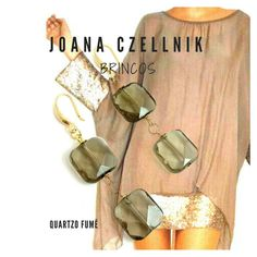 outfit found at chollistas.com earrings by joana czellnik
