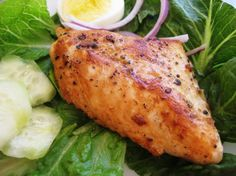 Lemon pepper marinade