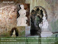Viagem pela Arte II: Quinta da Regaleira – Um Mundo Fantástico - Gruta de Leda