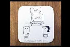 Marry Me, what?, nothing. FSC Hazel Bee Coaster