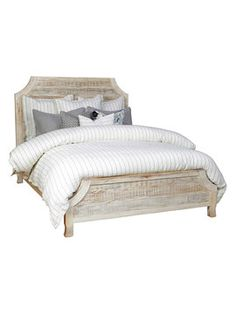 Amelie Bed from Rustic Furniture