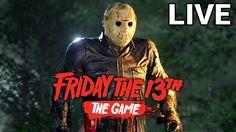 Coraggio! - Friday the 13th: The Game ITA | LIVE