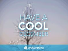 The CoolSculpting procedure can freeze your fat with no downtime - which leaves more time to enjoy the holiday season.  Rules of Engagement: http://on.fb.me/1Etu0Hm