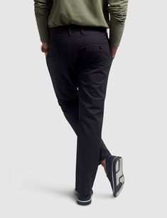 Our timeless pleated chinos are crafted from cotton. These chinos are designed to effortlessly blend into your smart casual environments. They are cut to a regular fit from a soft twill fabric featuring a zip fly with top button closure. Mens Chino Pants, Denim Pants, Denim Outfit, Smart Casual, Wholesale Clothing, Pockets, Fitness, Cotton, Shopping