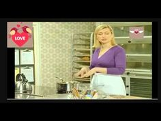Pastel de Remolacha y Chocolate (Anna Olson) - Latino - YouTube