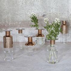Serax - Gold Glass Vase - Medium