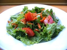 Sesame Ginger Dressing » The Daily Dish - Sodium is only a scant trace. Healthy Options, Healthy Recipes, Sesame Ginger Dressing, Low Sodium Recipes, Salad Dressings, The Dish, Auntie, Salad Recipes, Sauces