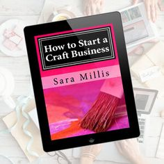 HOW TO START A CRAFT BUSINESS BOOK  Having run my own successful craft business for 11 years I've written this book for all the first timers, the dreamers and the creatives who really want to get paid to do something they love.  CLICK TO BUY!  #sellingonline #craftbusiness #smallbusiness #etsytips #etsyseller #handmadebusinessideas #handmade #craftdiy #craft #diy #crafts Business Sales, Small Business Marketing, Craft Business, Business Ideas, Creative Business, What To Sell Online, Production Planning, Small Business Resources, Inventory Management