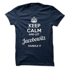 (Deal Tshirt 2 hour) JACOBOWITZ keep calm Discount 20% Hoodies