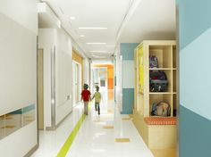 Pre-K Education Spaces: Flance Early Learning Center