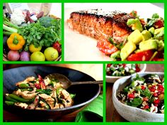 On the Quick and Easy menu for next week; Chili Rubbed Salmon with Avocado Salsa, Chicken Wok with Noodles and Beef Sausages with Turkish Risoni Salad  Ingredients and Recipes delivered to your doorstep in Dubai or Abu Dhabi on Sunday, March 5th. All you have to do is cook and enjoy!  Simply serve with love!