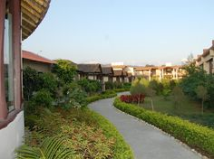Corbett Alaya Resorts & Spa India, Asia Alaya Resorts & Spa is a popular choice amongst travelers in Corbett, whether exploring or just passing through. The hotel has everything you need for a comfortable stay. 24-hour front desk, 24-hour room service, Wi-Fi in public areas, valet parking, car park are there for guest's enjoyment. Some of the well-appointed guestrooms feature television LCD/plasma screen, non smoking rooms, air conditioning, heating, wake-up service. Recuperat...