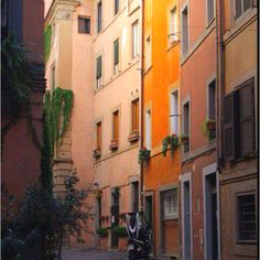 Streets of Rome....