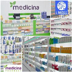 Health is wealth so for medicine/ medical needs, beauty products, etc visit Medicina Pharmacy in iMall. #iMalluae