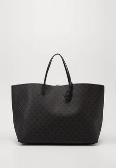 By Malene Birger ABI LARGE - Shopping Bag - dark chokolate - Zalando.at Malene Birger, Madewell, Shopping Bag, Tote Bag, Fashion, Baggers, Dark Brown, Bags, Moda