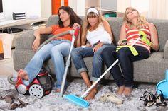 Faule Mädchen- Reinigungstipps die dir Lebenszeit & Geld sparen helfen
